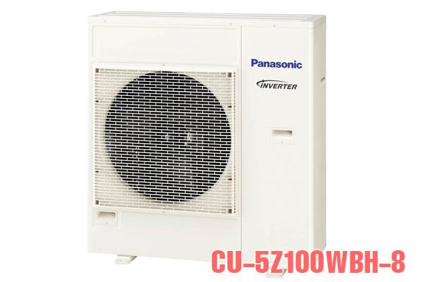 CU-5Z100WBH-8, Điều hòa multi Panasonic 2 chiều 1 nóng 5 lạnh