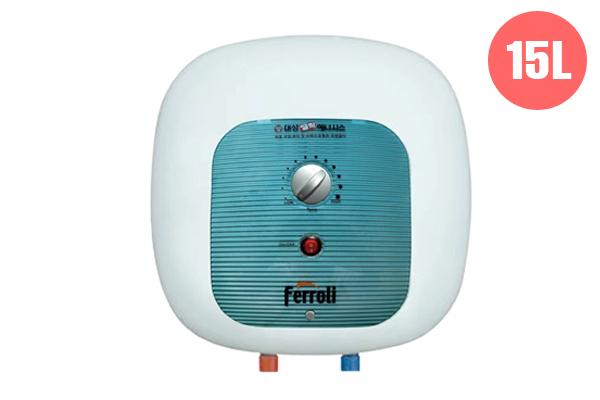 Ferroli CUBO 15L, Bình nước nóng 15 lít Ferroli