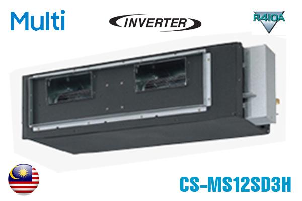 Điều hòa multi Panasonic CS-MS12SD3H, Dàn lạnh 12000BTU nối ống gió