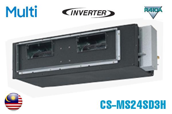 Điều hòa multi Panasonic CS-MS24SD3H dàn lạnh 24000BTU nối ống gió