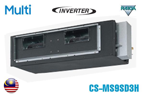 Điều hòa multi Panasonic CS-MS9SD3H, Dàn lạnh âm trần nối ống gió
