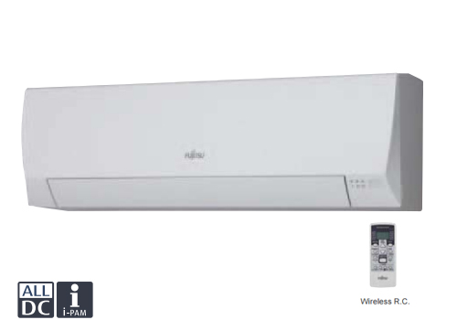 Điều hòa Fujitsu 12000Btu 1 chiều ASAA12BMTA giá rẻ