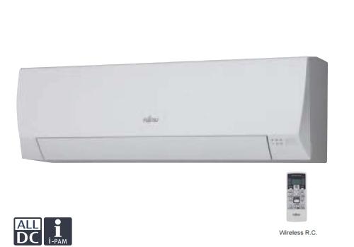 Điều hòa Fujitsu 2 chiều 12000Btu ASYG12LLTA inverter