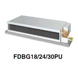Điều hòa nối ống gió Daikin 56000BTU 1 chiều FDBG56PUV2V