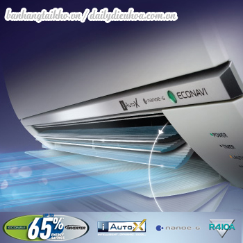 Điều hòa Panasonic tiết kiệm điện 2 chiều 24000BTU E24RKH-8