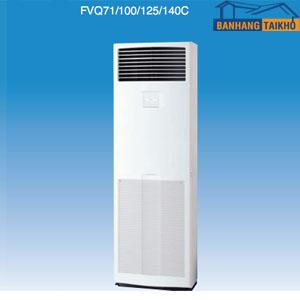 Điều hòa tủ đứng Daikin inverter 27000Btu FVQ71CVEB/RZR71LVVM