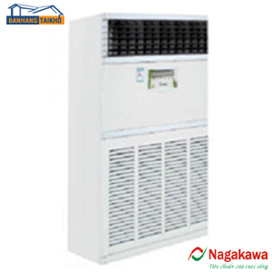 Điều hòa tủ đứng Nagakawa 2 chiều 100000BTU NP-A100DL gas R22 giá rẻ