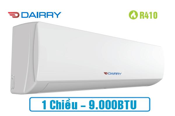 Dairry DR09-KC, Điều hòa Dairry 9000BTU 1 chiều