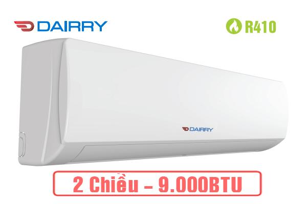 Dairry DR09-KH, Điều hòa Dairry 9000BTU 2 chiều
