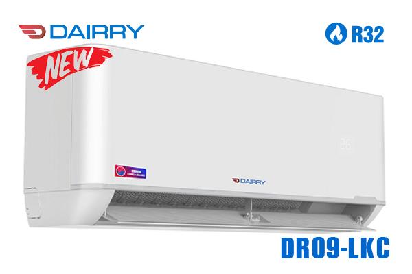 Dairry DR09-LKC, Điều hòa Dairry 1 chiều 9000BTU Luxury