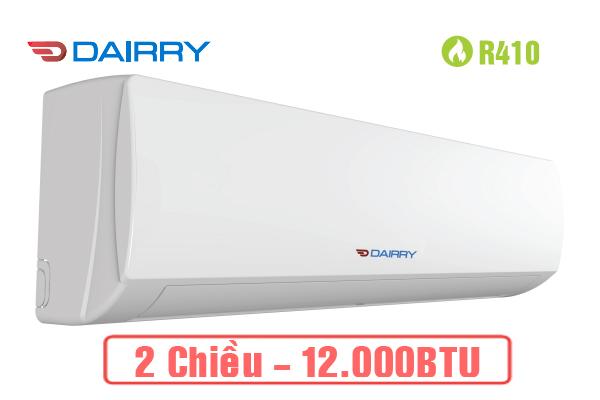 Dairry DR12-KH, Điều hòa Dairry 12000BTU 2 chiều