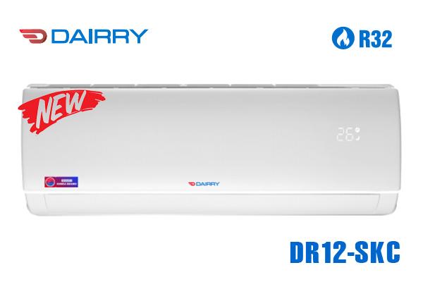 Dairry DR12-SKC, Điều hòa Dairry 12000 BTU 1 chiều [2021]