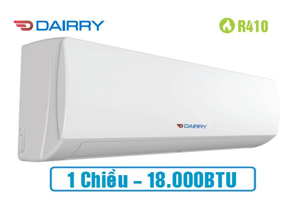 Dairry DR18-KC, Điều hòa Dairry 18000BTU 1 chiều