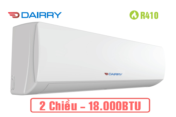 Dairry DR18-KH, Điều hòa Dairry 18000BTU 2 chiều