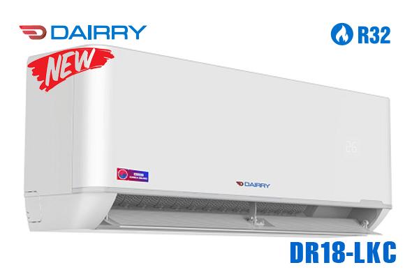 Dairry DR18-LKC, Điều hòa Dairry 1 chiều 18000BTU Luxury