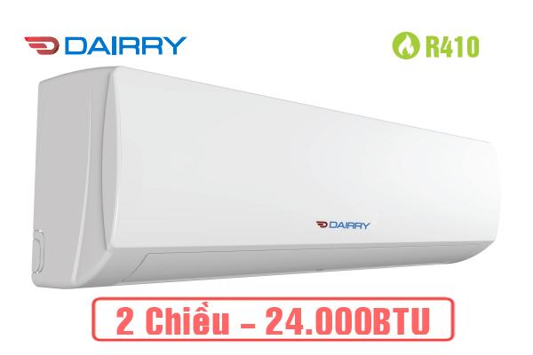 Dairry DR24-KH, Điều hòa Dairry 24000BTU 2 chiều