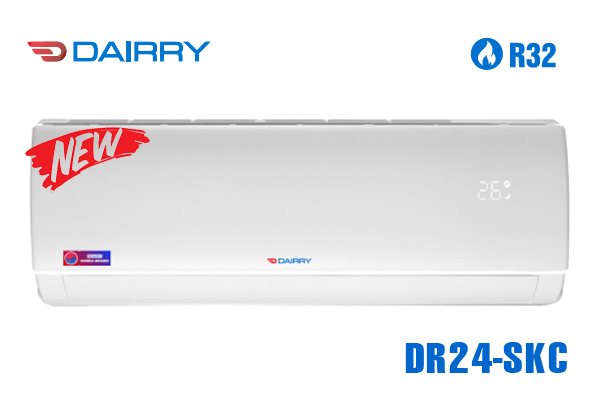 Dairry DR24-SKC, Điều hòa Dairry 24000 BTU 1 chiều [2021]