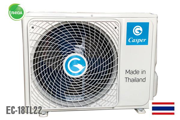 Casper EC-18TL22, Điều hòa Casper 1 chiều 18000BTU ga R410