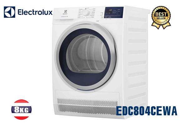 EDC804CEWA, Máy sấy ngưng tụ Electrolux 8KG tốt nhất 2020