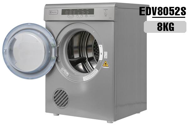 EDV8052S, Máy sấy Electrolux 8 Kg EDV8052S giá rẻ 2018