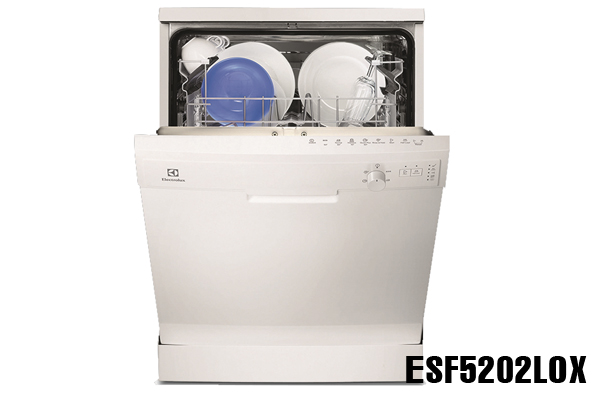 Electrolux ESF5202LOX, Máy rửa bát Electrolux giá rẻ 2018
