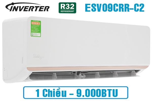 ESV09CRR-C2, Điều hòa Electrolux 9000BTU 1 chiều inverter