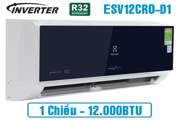 ESV12CRO-D1, Điều hòa Electrolux 12000BTU inverter 1 chiều