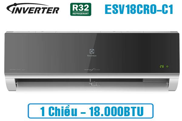 ESV18CRO-C1, Điều hòa Electrolux 18000BTU inverter gas R32