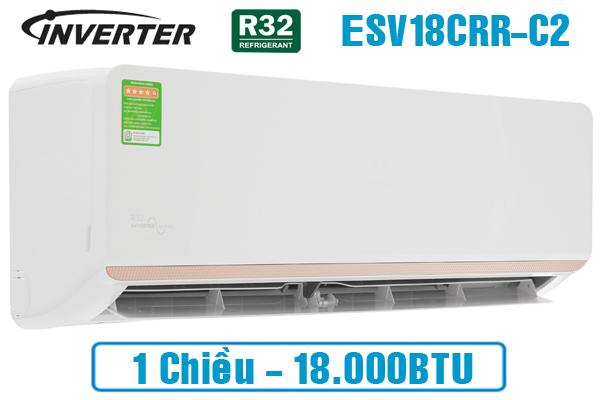 ESV18CRR-C2, Điều hòa Electrolux 18000BTU 1 chiều inverter