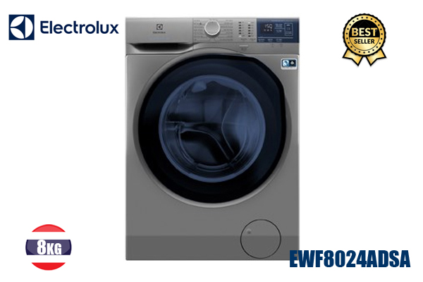 Electrolux EWF8024ADSA, Máy giặt Electrolux 8Kg model 2019