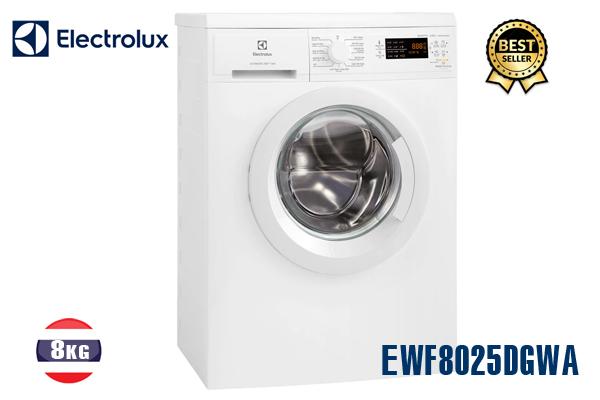 Electrolux EWF8025DGWA, Máy giặt Electrolux 8Kg inverter