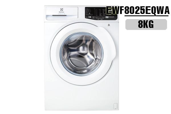 Electrolux EWF8025EQWA, Máy giặt Electrolux 8kg giá rẻ 2018