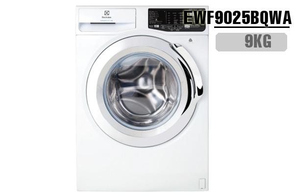 Electrolux EWF9025BQWA, Máy giặt Electrolux Inverter 9 Kg