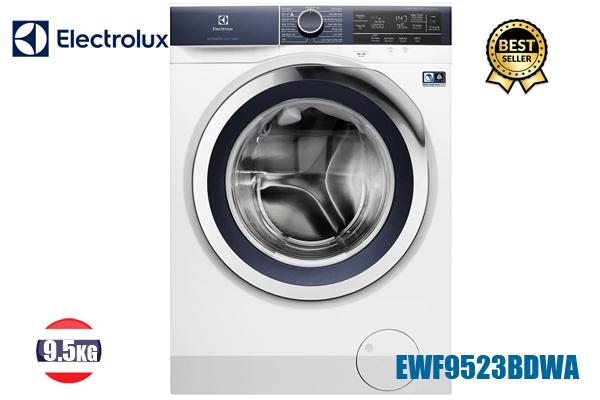 Electrolux EWF9523BDWA, Máy giặt Electrolux inverter 9.5Kg