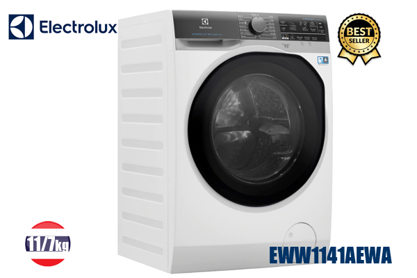 Electrolux EWW1141AEWA, Máy giặt sấy Electrolux 11Kg/7Kg
