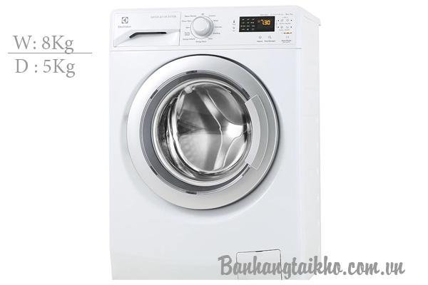 Electrolux EWW12853VN, Máy giặt 8Kg - sấy 5Kg Electrolux