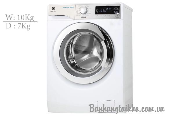 Electrolux EWW14023VN, Máy giặt 10Kg - sấy 7Kg Electrolux