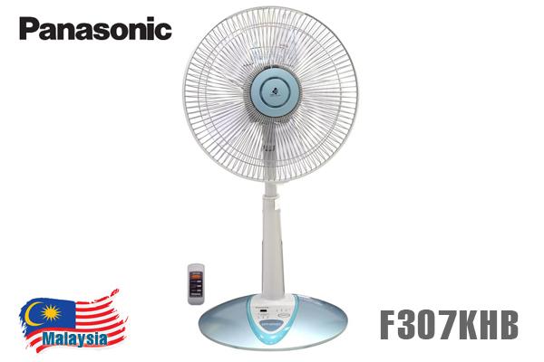 Panasonic F307KHB, Quạt cây Panasonic [MÀU XANH] model 2020