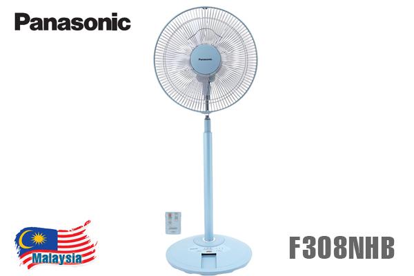 Panasonic F308NHB, Quạt cây Panasonic [MÀU XANH] model 2020