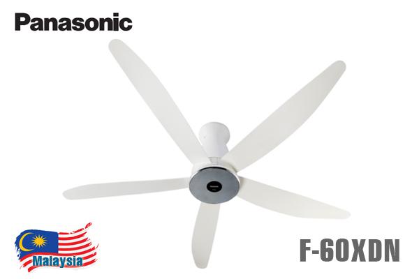 Panasonic F-60XDN, Quạt trần Panasonic 5 cánh