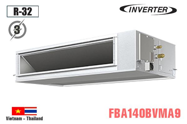 FBA140BVMA9/RZA140DY1, Điều hòa âm trần nối ống gió 50000BTU Daikin