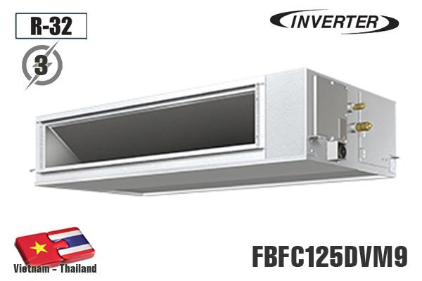 FBFC125DVM9, Điều hòa âm trần nối ống gió Daikin 45000BTU