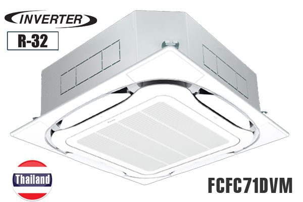 Daikin FCFC71DVM, Điều hòa âm trần Daikin 24000BTU inverter 1 chiều