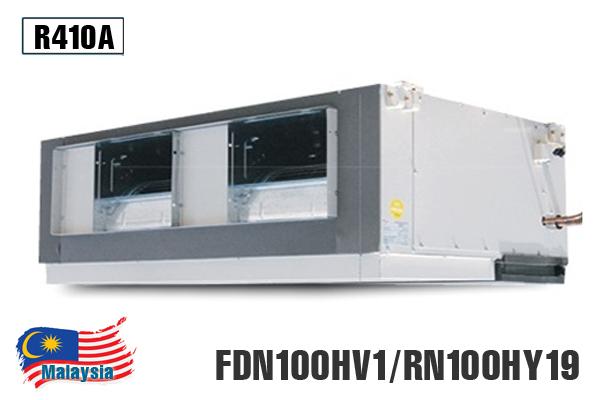 FDN100HV1, Điều hòa âm trần nối ống gió Daikin 100000BTU