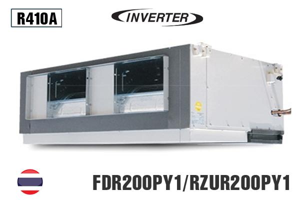 FDR200PY1, Điều hòa âm trần nối ống gió Daikin Packaged inverter 70000BTU