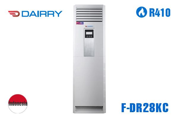 Dairry F-DR28KC, Điều hòa tủ đứng Dairry 28000BTU 1 chiều