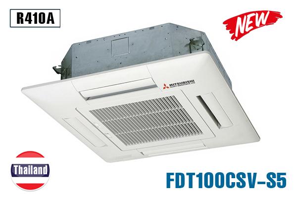 FDT100CSV-S5, Điều hòa âm trần Mitsubishi Heavy 34000BTU