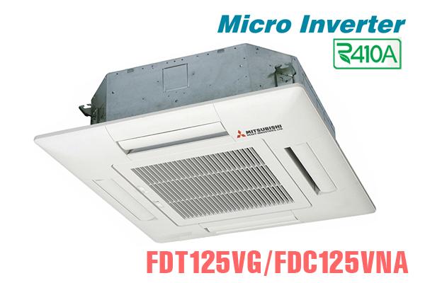 FDT125VG/FDC125VNA, Điều hòa âm trần Mitsubishi Heavy 45000BTU