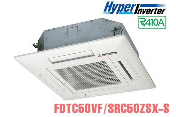 Điều hòa âm trần Mitsubishi Heavy FDTC50VF/SRC50ZSX-S