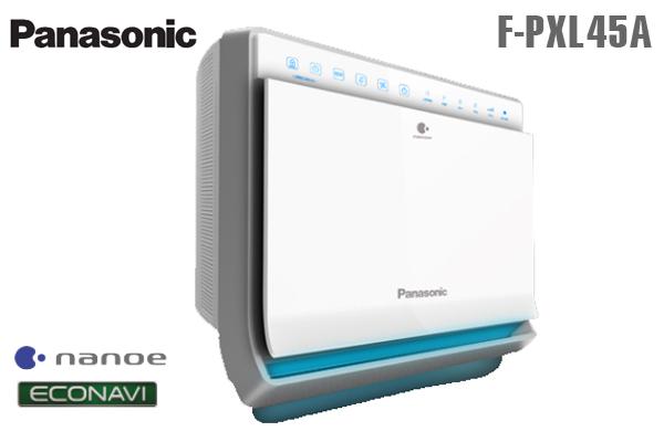 Panasonic F-PXL45A, Máy lọc không khí Panasonic chính hãng